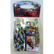 11 Pc Disney Cars Stationary Set