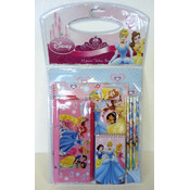 11 Pc Disney Princess Stationary Set