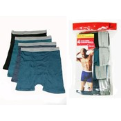 """HANE'S BOXER BRIEFS-4PC/PK-Asst. Colors & Size"