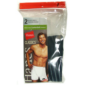 """HANES BOXER BRIEFS-2PC/PK-LARGE"