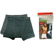 """Hane's Boxer Briefs-4Pc/Pk-Medium"
