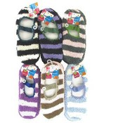 Cozy Women's Home Gripper Socks Wholesale Bulk