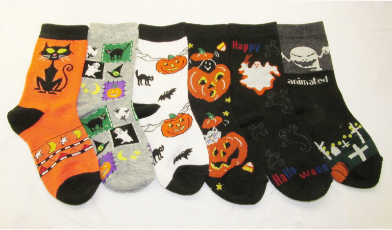 Wholesale Costume Socks - Wholesale Halloween Socks