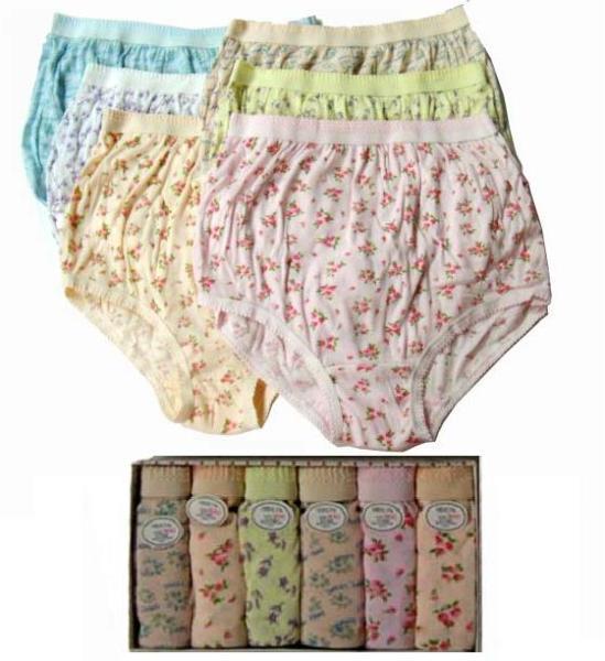 Women's Panty Floret Design [1232368]
