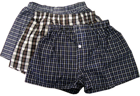 Boy's Boxer Shorts - Large (1037083)