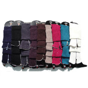 Ladies Leg Warmers w/ Zipper