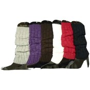 Ladies' Leg Warmers