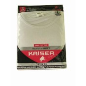 Men's White A-Shirt Wholesale Bulk