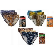 Men's Animal Printed bikini-Size Medium