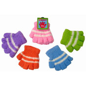 Kids Cozy Finger-less Magic Gloves