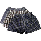 """Starboys""  Boy's boxer shorts- Small"