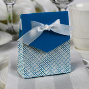 Palm Tent Favor Boxes