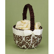 Mocha Enchanted Basket