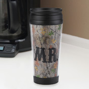 Mr. Camo 16 oz. Coffee Tumbler Wholesale Bulk