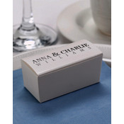 Double Truffle Favor Boxes