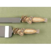 Country Flair Serving Set