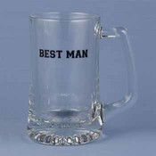 Best Man Mug
