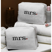 Mrs. Cosmetic Bag