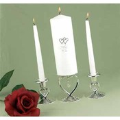 White - All My Heart - Unity Candle