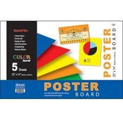 Color Poster Board Wholesale Bulk