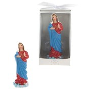 Immaculate Heart of Mary Statue Poly Resin Wholesale Bulk