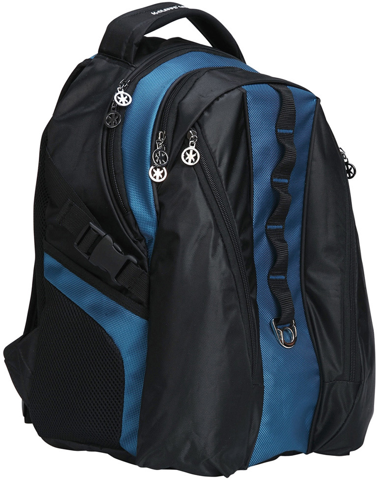 ''18'''' Deluxe Backpack fits 15'''' LAPTOP - Navy (1981889)''