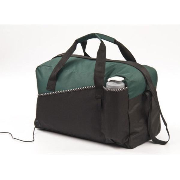 Fashion DUFFLE BAG - Black / Green [2333750]