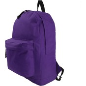 "18"" Classic Backpack 18""x13""x6"", Purple"