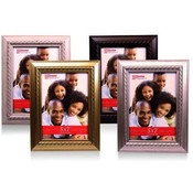 "Picture Frames - Assorted Metallics - 5"" x 7"""