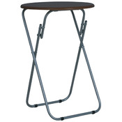 Round Folding Table / Cherry