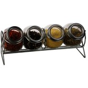 5Pc Spice Rack