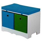 Storage Bench Cushioned