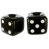 3.5&quot; Dice Oil Burner