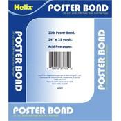 White Poster Bond Roll Wholesale Bulk