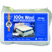100% Wool Mattress Pad Full