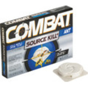 "Combat Source Kill Ant Bait ""Pkg Of 6"""