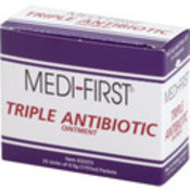 "Triple Antibiotic Ointment ""Pkg Of 25"""