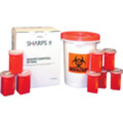 6.5 Gallon Sharps Mailback Container