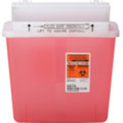 5 Quart Sharps Container