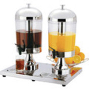 Double Beverage Dispenser 8.5 Qt