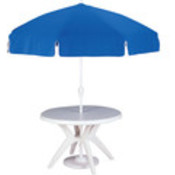 46&quot; Round Ibiza Table -