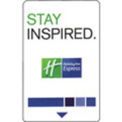 "Holiday Inn Exp Mag Keycrd""Pkg Of 500"""