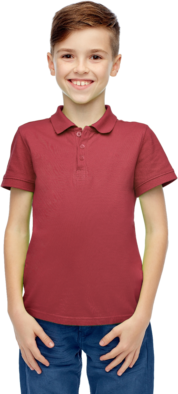 Wholesale Boys Burgundy Short Sleeve Polo Shirt Size 14: burgundy polo shirt boys