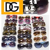 36 Pairs DG Women Designer Sunglasses Assorted
