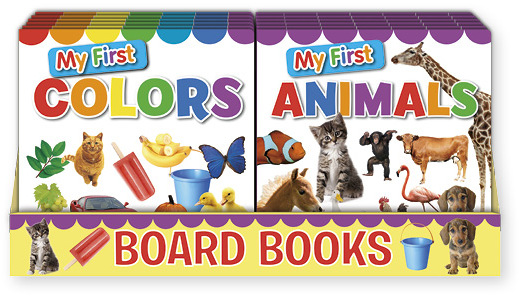 Papercraft BABY Board Books - My First Series [1945401]