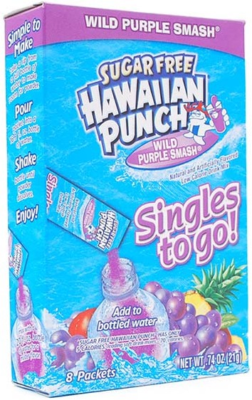 hawaiian punch case study Hawaiian punch problem identification role and positioning of the two-manufacturing, sales, and distribution networks flavor innovations for both finished.