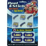 Licensed College Skin and Eye Strip Tattoos