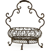 Filigree Basket