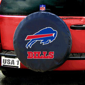 Buffalo Bills NFL Spare Tire Cover (Black)