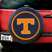 Tennessee Volunteers NCAA Spare Tire Cover (Black)